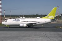 YL-BBF @ RIX - Air BAltic Boeing 737-500