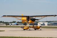 N200AN @ PTK - Seaplane