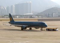 VN-A343 @ HKG - Push-back - by Micha Lueck