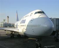 D-ABVY @ DEN - LH 747-400