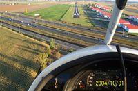 C-IANP - Landing Beloeil - by Anton