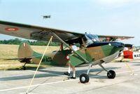 N119AJ @ EOK - O-1E 61-2990 at the Liason Bird fly in - by Glenn E. Chatfield