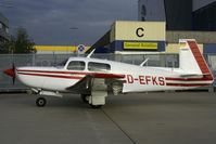 D-EFKS @ CGN - visitor - by Wolfgang Zilske