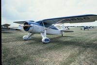N16866 @ KADH - Fairchild 24G - by Mark Pasqualino