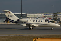 D-IMPC @ VIE - Cessna 525 Citationjet - by Yakfreak - VAP