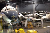 N749NL @ LEY - Lockheed L-749 Constellation - by Volker Hilpert