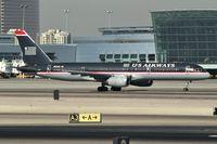 N931UW @ KLAS - US Airways / 1993 Boeing 757-2B7 - by Brad Campbell