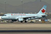 C-FYJI @ KLAS - Air Canada / 1996 Airbus A319-114 - by Brad Campbell