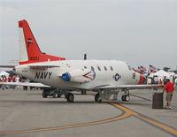 160053 @ BKL - U.S. Navy T-39 Sabreliner