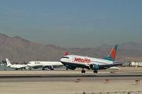 N307AW @ KLAS - America West Airlines / 1990 Boeing 737-3G7