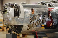 44-44175 @ DMA - B-24J Liberator - by Florida Metal