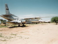 59-0527 @ DMA - Douglass C-133 Cargomaster