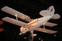 N366WS @ AZO - biplane