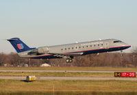 N919SW @ AZO - Skywest United Express