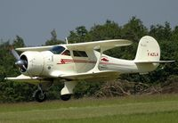 F-AZLA - Beechcraft Model 17 Staggerwing (GB-2) - by Volker Hilpert