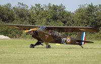 F-BFQD - Piper J-3 (L-4J) - by Volker Hilpert