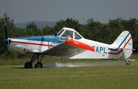 F-GAPL - Piper PA-25-235 - by Volker Hilpert