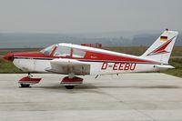 D-EEBU @ ZQW - 1967 Piper PA-28-235 Cherokee B - by Volker Hilpert