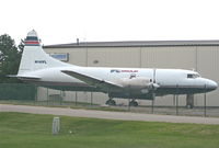 N141FL @ PTK - Convair 580 IFL Group