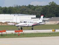 N340PF @ PTK - Cessna 340