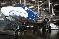 46-505 @ FFO - Truman's DC-6 Transport
