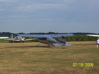 N2797D @ SBU - Blue Earth Fly In - by ebwells