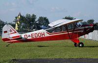 D-EDOH - Piper PA-18-90 - by Volker Hilpert