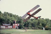 G-ACDA @ NY94 - DH-82A - by Mark Pasqualino