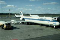 OH-LYN @ EFHK - DC-9-51