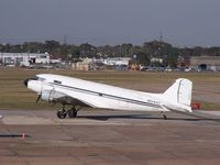 N514AC @ HOU - Parking for conversion to an AC-47 for the CAF - by Michael Bludworth