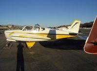 N1563S @ SZP - 1962 Beech 35-B33 DEBONAir, Continental IO-470-K 225 Hp, tip tanks - by Doug Robertson
