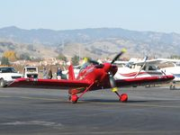 N122KP @ NUT TREE A - Taken at the Nut Tree Airport in Vacaville, Ca. - by Jack Snell
