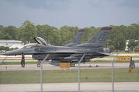 87-0317 @ DAB - F-16 - by Florida Metal