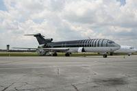 N410BN @ DAB - Miami Air