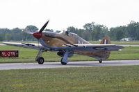CF-TPM @ YIP - Hawker Hurricane
