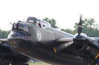 C-GVRA @ YIP - Lancaster