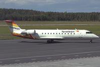 OE-LCK @ RIX - Tyrolean Airways Regionaljet