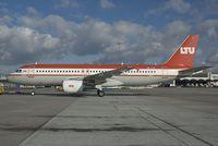 OE-LTU @ VIE - LTU Austria Airbus 320 - by Yakfreak - VAP