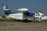 SP-FTN @ BTS - White Eagle Let 410