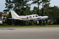 N326SE @ 7FL6 - Take off from Spruce Creek