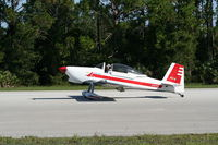 N747FS @ 7FL6 - Spruce Creek - by Florida Metal