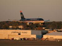 N716UW @ DTW - US Airways