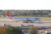 N807NW @ DTW - Northwest A330