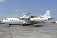 LZ-SFN @ OST - Air Sofia Antonov 12