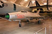 5063 @ FFO - Mig-21 - by Florida Metal