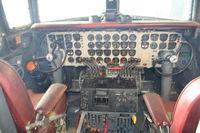 46-505 @ FFO - Cockpit of Truman's plane
