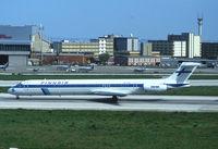 OH-LMS @ LIS - Finnair MD80
