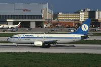 OO-SDW @ LIS - Sabena Boeing 737-300