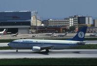 OO-SYA @ LIS - Sabena Boeing 737-300