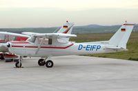 D-EIFP @ ZQW - Reims/Cessna F.152 - by Volker Hilpert